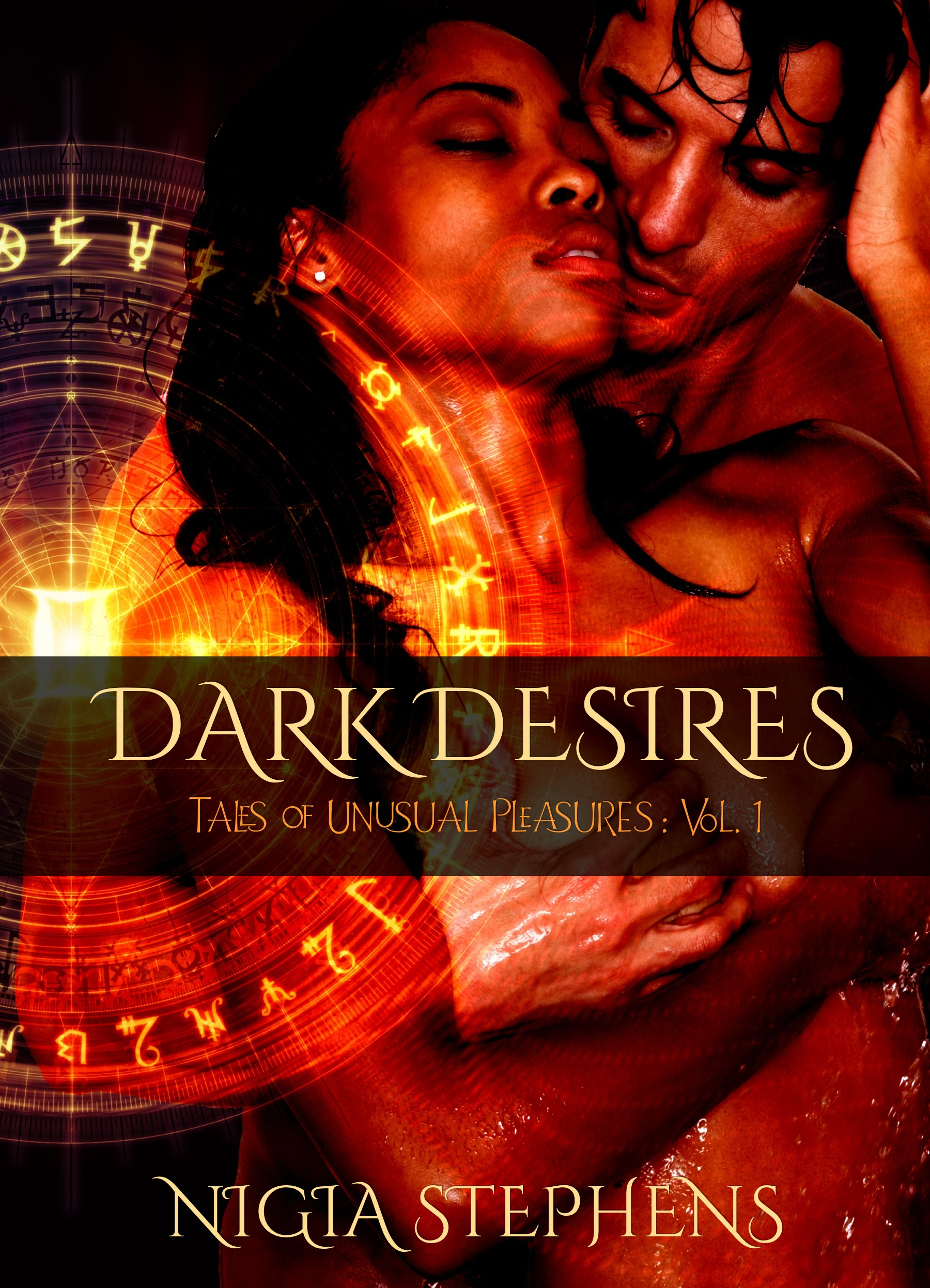 Dark Desires:Tales of Unusual Pleasures