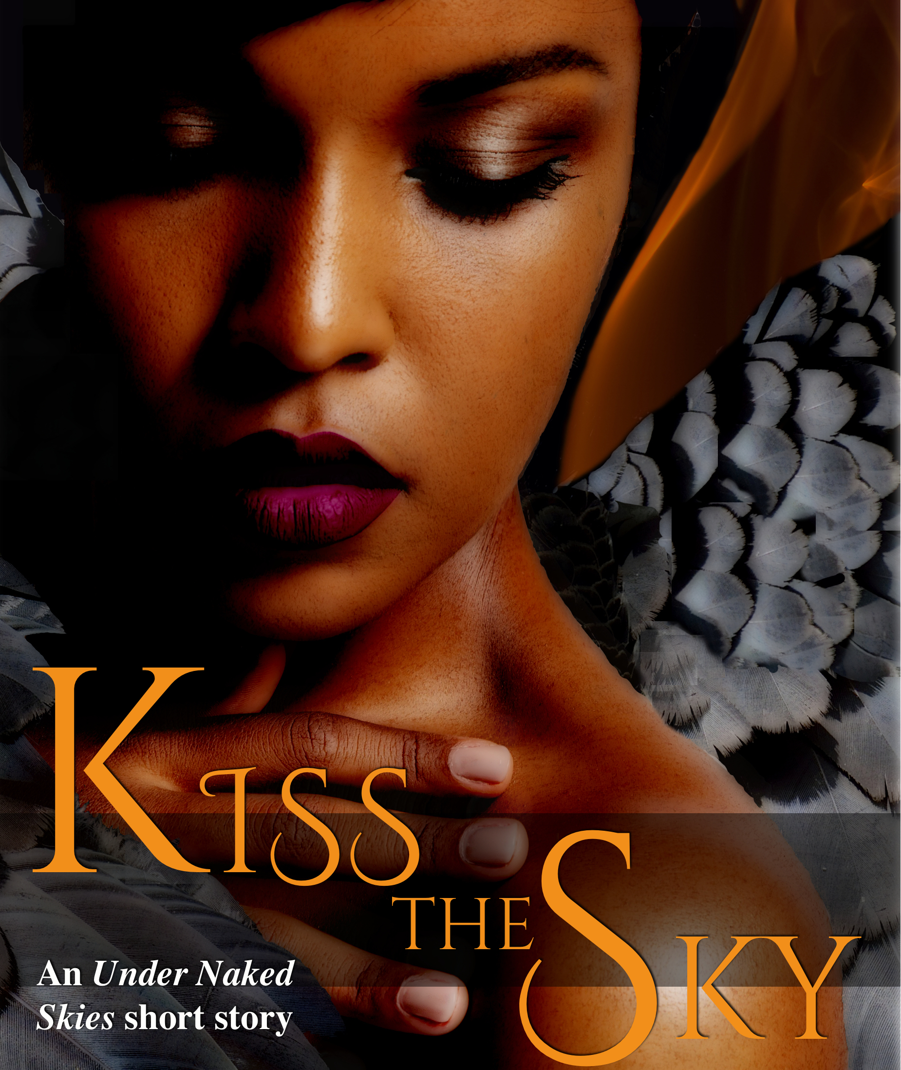 Kiss The Sky, an erotic short story available on amazon!